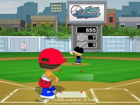 Juegos online, juego de beisbol - juego-beisbol
