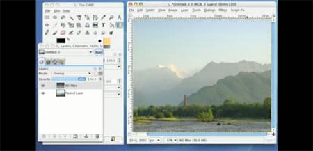 videotutoriales gimp Video tutoriales de aplicaciones open source