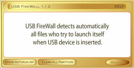 virus usb Virus usb, combatelos con USB Firewall