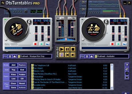 Mezclar musica con OtsTurntables - mezclar-musica