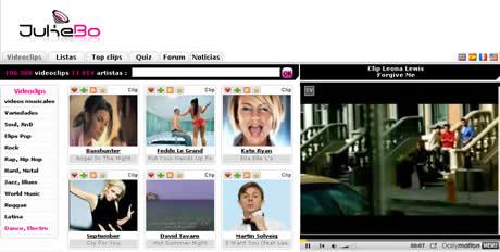 videos de musica videos de musica en Jukebo
