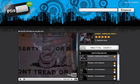 Ve videos musicales en Plistube - videos-musicales