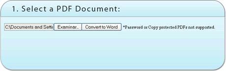 pdf a word PDF a word con PDFUndo