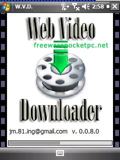 videos para pocket Descargar videos en Pocket PC