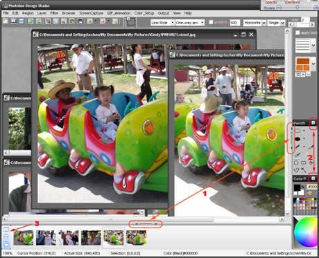 editor de imagenes Editor de imagenes, Photobie