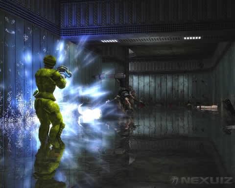 Juegos gratis, Nexuiz un juego gratis de shooter - juegos-gratis-nexuiz
