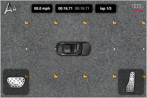 juegos iphone audi Juegos iPhone, Audi A4