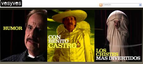 Ver videos en español en VesyVes - videos-espanol