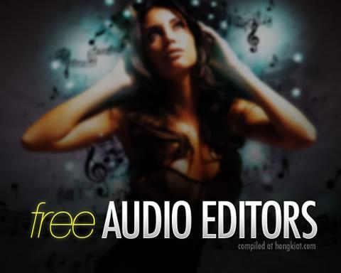 editor audio gratis Editores de audio, 25 editores que debes conocer