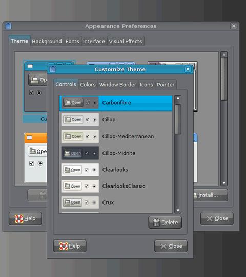 Temas ubuntu, 50 temas gnome para descargar - themes-ubuntu-2