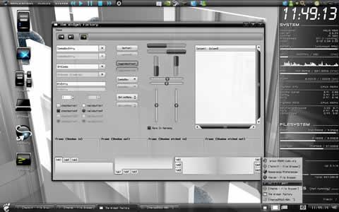 Temas ubuntu, 50 temas gnome para descargar - themes-ubuntu-3