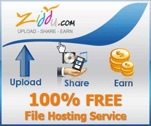 Subir archivos y compartirlos en Ziddu - ziddu