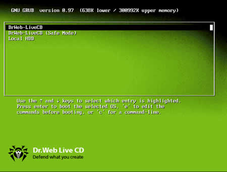 Eliminar virus con Dr.Web LiveCD - eliminar-virus-live-cd
