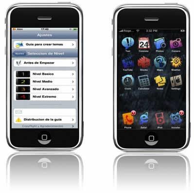 Temas iPhone, Guia para aprender a hacerlos - crear-temas-iphone
