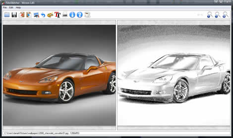 Efectos para fotos tipo dibujo con FotoSketcher - efectos-para-fotos-lapiz