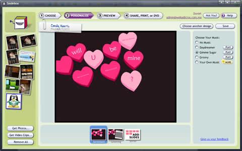 postales amor personalizadas Postales de amor personalizadas con smilebox