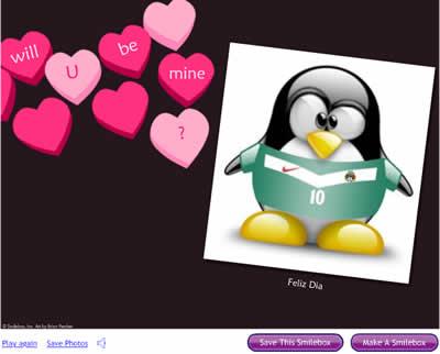 tarjetas amor personalizadas Postales de amor personalizadas con smilebox