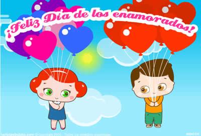 tarjetas de san valentin Tarjetas de amor y amistad