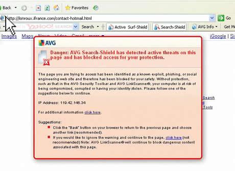 Detectar enlaces maliciosos con AVG LinkScanner - evitar-virus-enlaces