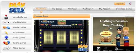 Juegos online gratis en PlaySEGA - juegos-en-linea