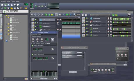 Programas para musica, LMMS - programas-de-musica