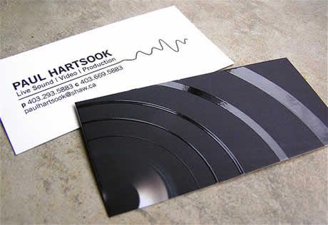 tarjetas presentacion paul Diseños de tarjetas de presentacion en Card Observer