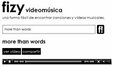 Videos musicales en Fizy - videos-de-musica-fizy