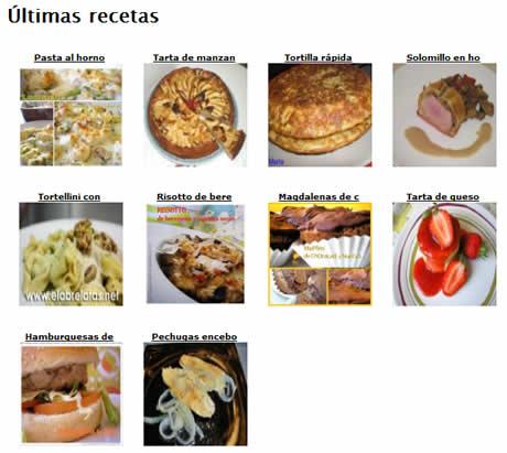 recetas de cocina Recetas de cocina y mucho mas en muchogusto.net
