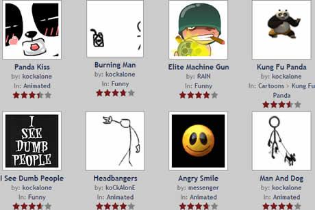 avatares gratis Avatares gratis en AvatarsDB