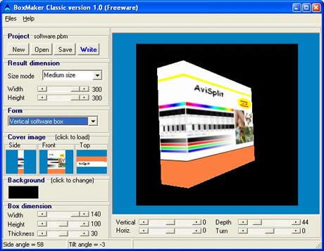 empaques virtuales Empaques virtuales crealos con BoxMaker