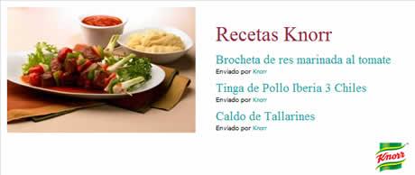 recetas cocina faciles Recetas de cocina en Yahoo