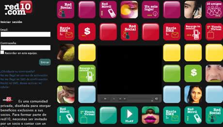 sms gratis red10 Sms gratis y recargas de tiempo aire gratis en Red10