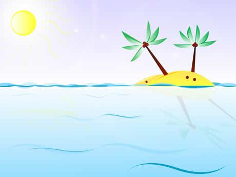 Fondos de playa, 15 wallpapers para el verano - 14-fondos-de-playas