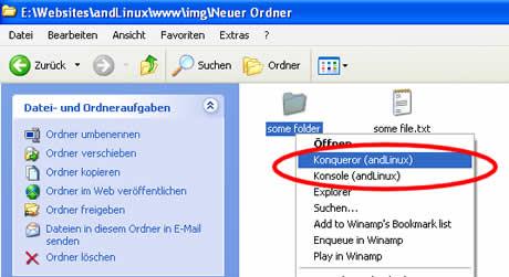 linux en windows Ejecutar aplicaciones linux en Windows con andLinux