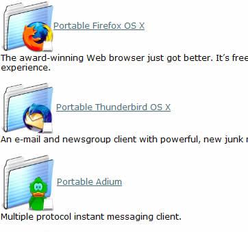 Programas portables para Mac en FreeSMUG - programas-portables-mac