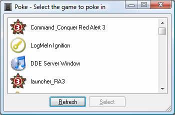 trampa en juegos Hacer trampa en juegos de pc con Poke