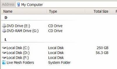 Interfaz Drives Namer Personaliza Tus Unidades Lectoras Con Driver Namer