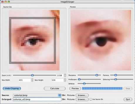 Ampliar fotos sin perder calidad con SmillaEnlarger - ampliar-imagenes
