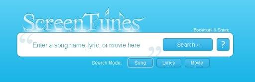 screentunes ScreenTunes te dice que canción sonaba en la película