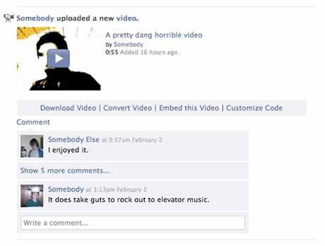 Descargar videos de Facebook con Facebook Video y Firefox - download-facebook-videos
