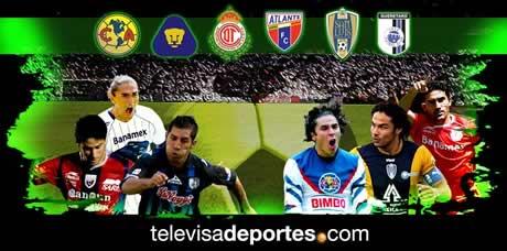 Futbol Mexicano en vivo, Jornada 9 Apertura 2009 - futbol-mexicano