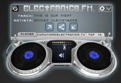 Musica electronica escuchala en Electronico.fm - musica-electronica