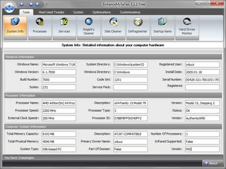 Optimizar windows 7 con EnhaceMySe7ven - optimizar-windows