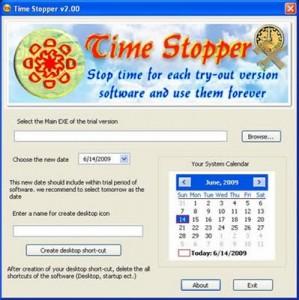 timestopper 299x300 Congela El Plazo De Programas De Prueba Con TimeStopper