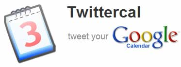 twittercal Agregar eventos a google calendar desde tu twitter con TwitterCal