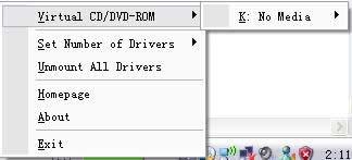 Unidades virtuales de CD/DVD con MagicDisc - unidad-virtual-dvd