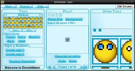 Emoticones msn, crealos con EmoteMaker - emoticones-msn