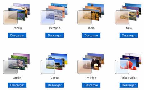 Temas windows 7 oficiales de Microsoft - temas-windows-seven