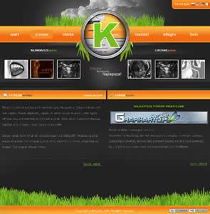 Templates PSD para sitios web gratis - templates-photoshop