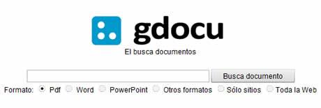 descargar archivos Descargar archivos pdf, word y otros en GDocu.es